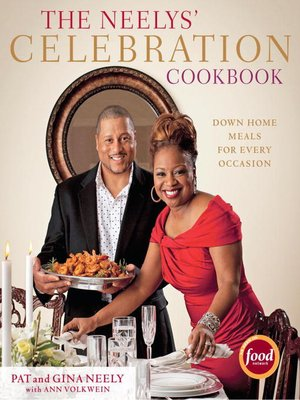 Click this cover for a(n) eBook sample of The Neelys' Celebration Cookbook.