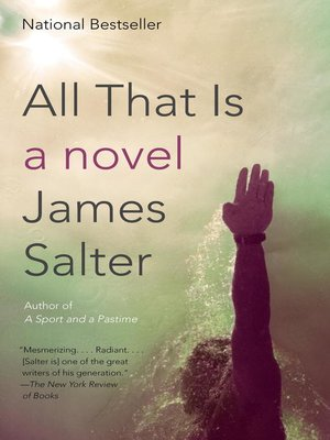 Click this cover for a(n) eBook sample of All That Is.