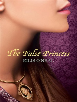 Click this cover for a(n) eBook sample of The False Princess.