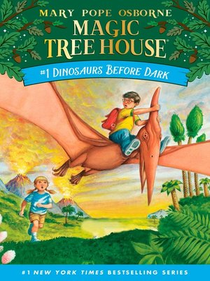 Cover of Dinosaurs Before Dark