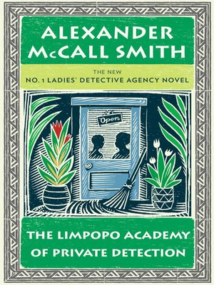 Click this cover for a(n) eBook sample of The Limpopo Academy of Private Detection
