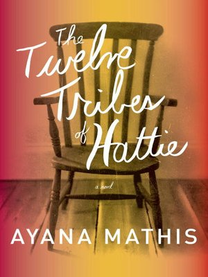 Click this cover for a(n) eBook sample of The Twelve Tribes of Hattie.