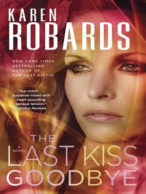 Click this cover for a(n) eBook sample of The Last Kiss Goodbye.