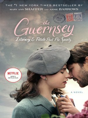 Click this cover for a(n) eBook sample of The Guernsey Literary and Potato Peel Pie Society.