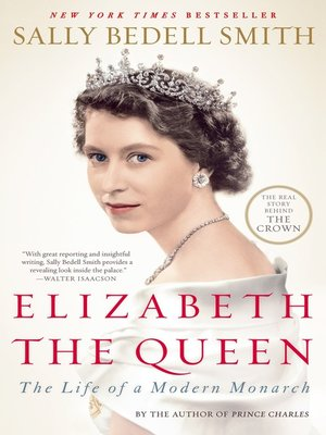Click this cover for a(n) eBook sample of Elizabeth the Queen