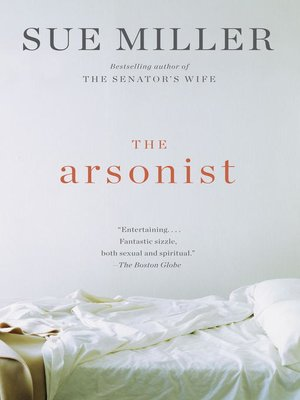 Cover of The Arsonist