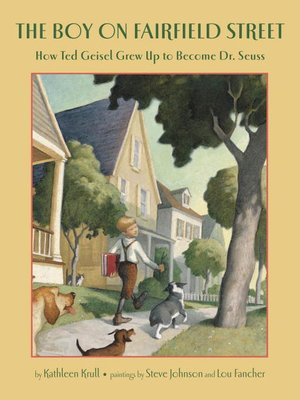 Cover of The Boy on Fairfield Street