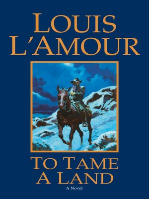 Cover of To Tame a Land