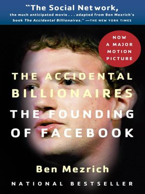 Click this cover for a(n) eBook sample of The Accidental Billionaires