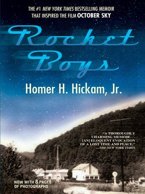 Click this cover for a(n) eBook sample of Rocket Boys.
