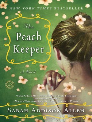 Click this cover for a(n) eBook sample of The Peach Keeper.