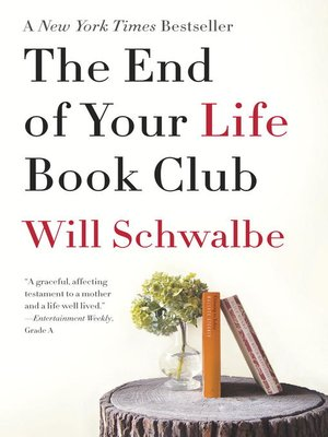 Click this cover for a(n) eBook sample of The End of Your Life Book Club
