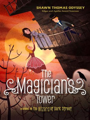 Click this cover for a(n) eBook sample of The Magician's Tower
