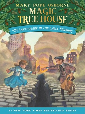 Cover of Magic Tree House #24