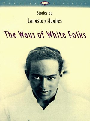 Cover of The Ways of White Folks