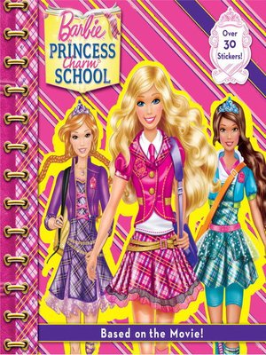 Cover of Princess Charm School