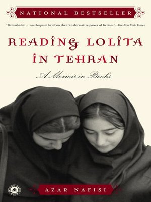 Click this cover for a(n) eBook sample of Reading Lolita in Tehran.