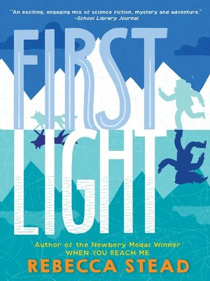 Click this cover for a(n) eBook sample of First Light.