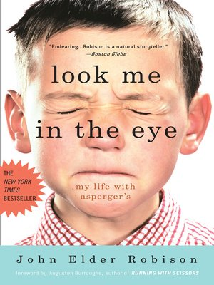 Click this cover for a(n) eBook sample of Look Me in the Eye
