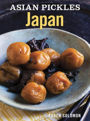 Click this cover for a(n) eBook sample of Asian Pickles.