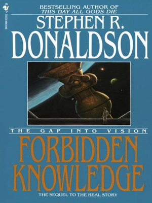 Click this cover for a(n) eBook sample of Forbidden Knowledge: The Gap Into Vision.