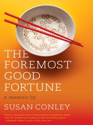 Click this cover for a(n) eBook sample of The Foremost Good Fortune