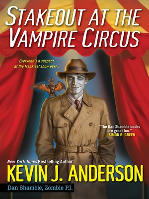 Cover of Stakeout at the Vampire Circus