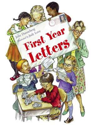 Cover of First Year Letters