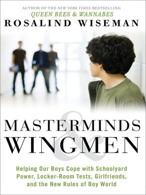 Click this cover for a(n) eBook sample of Masterminds and Wingmen