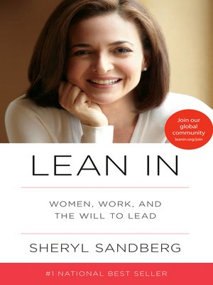 Click this cover for a(n) eBook sample of Lean In.