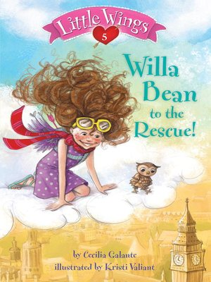 Click this cover for a(n) eBook sample of Willa Bean to the Rescue!.
