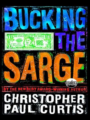 Click this cover for a(n) eBook sample of Bucking the Sarge.
