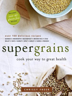 Click this cover for a(n) eBook sample of Supergrains.