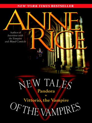 Cover of New Tales of the Vampires