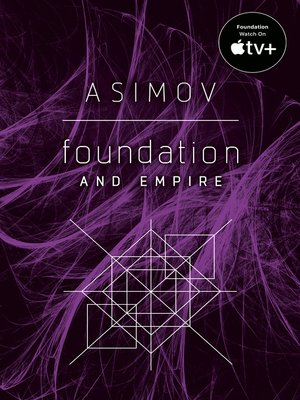 Click this cover for a(n) eBook sample of Foundation and Empire