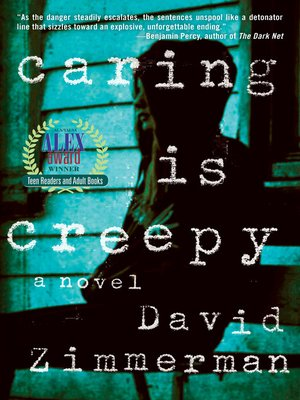 Click this cover for a(n) eBook sample of Caring Is Creepy.