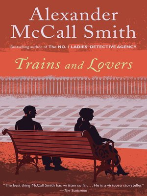 Click this cover for a(n) eBook sample of Trains and Lovers