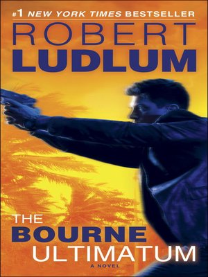 Cover of The Bourne Ultimatum