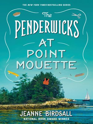 Click this cover for a(n) eBook sample of The Penderwicks at Point Mouette