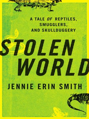 Click this cover for a(n) eBook sample of Stolen World.