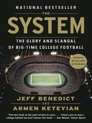 Click this cover for a(n) eBook sample of The System.