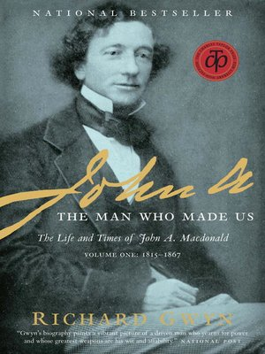 Cover of John A