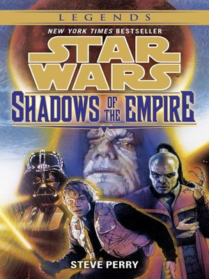 Click this cover for a(n) eBook sample of Shadows of the Empire.