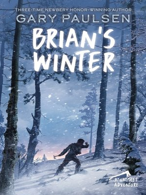 Click this cover for a(n) eBook sample of Brian's Winter