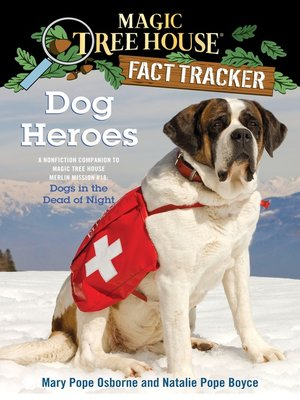 Click this cover for a(n) eBook sample of Dog Heroes.