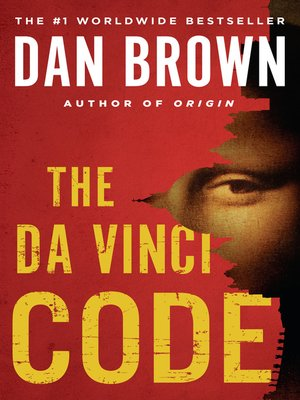 Click this cover for a(n) eBook sample of The Da Vinci Code