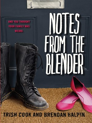 Click this cover for a(n) eBook sample of Notes from the Blender.