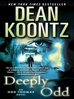 Click this cover for a(n) eBook sample of Deeply Odd.