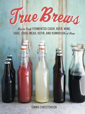 Click this cover for a(n) eBook sample of True Brews.
