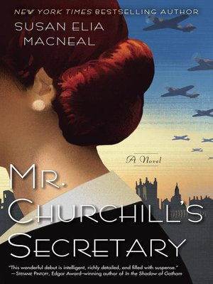 Click this cover for a(n) eBook sample of Mr. Churchill's Secretary
